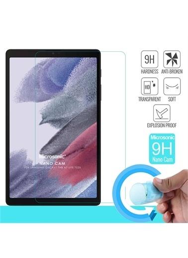 Microsonic Samsung Galaxy Tab A7 Lite T225 Nano Glass Cam Ekran Koruyucu Renksiz